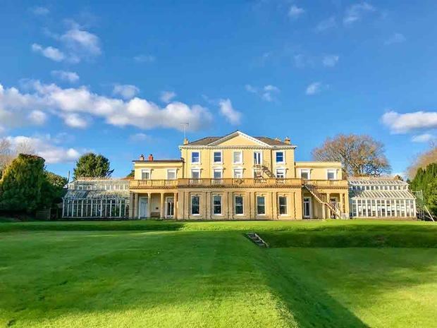 Get married at the Grade II listed Cilwendeg Mansion