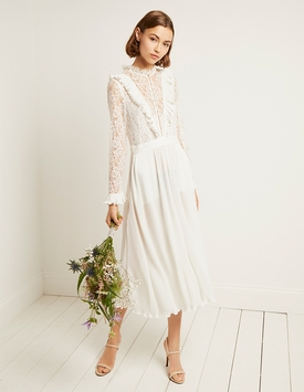 High street favourite French Connection has launched its second wedding collection for spring/summer 2019