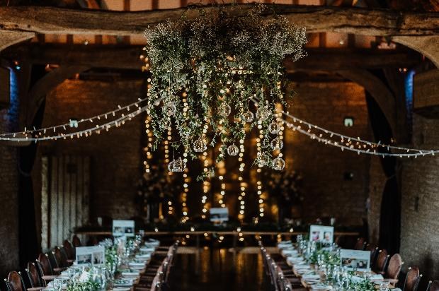 Plan your Berks, Bucks or Oxon Wedding with some fabulous food at the Tythe Barn's supper club.
