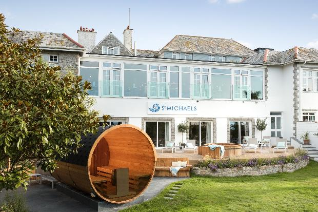 St Michaels Falmouth secured a £50million investment to turn property in to one of the South West's leading luxury resorts