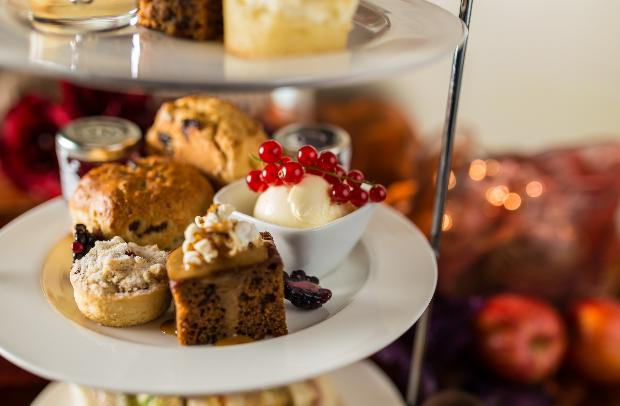 Warm up this winter with afternoon tea at popular Bucks wedding venue