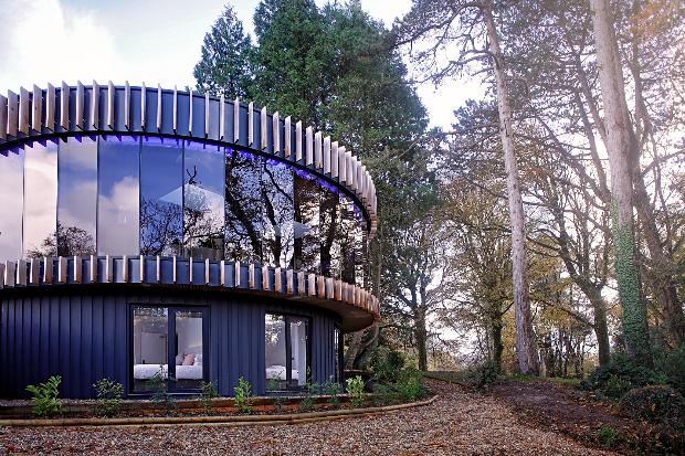 Fairyhill, an exclusive wedding venue in Gower has revealed its new luxury hotel rooms