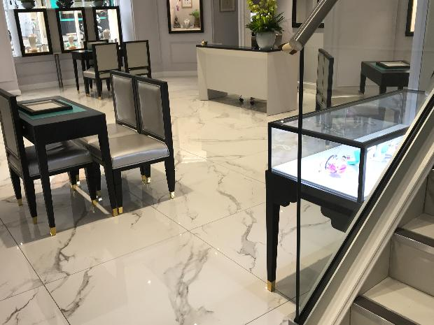 Titcombe Bespoke Jewellery has opened a stunning new boutique in Clifton