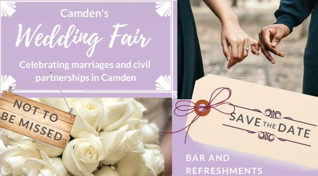 Camden to host first wedding fair in February