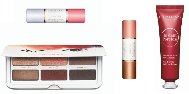Step into spring with Clarins