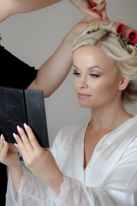 How to choose your perfect hair and make-up artist - with Somerset's Tracy Pallari