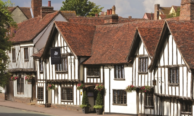 Ultimate Romance Package at the Swan at Lavenham Hotel and Spa