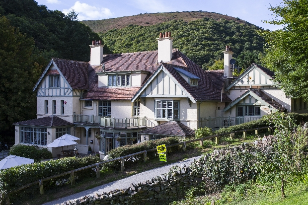 Hunter's Inn in the Heddon Valley in Devon wins Accessibility Award at the 2018 BeFactor Awards hosted by Bespoke Hotels