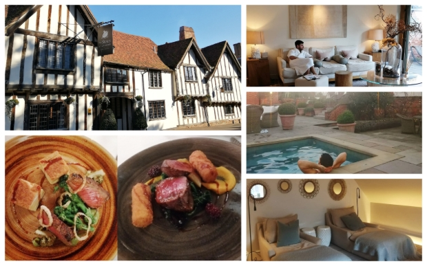 Escape to one of the finest hotels in Suffolk