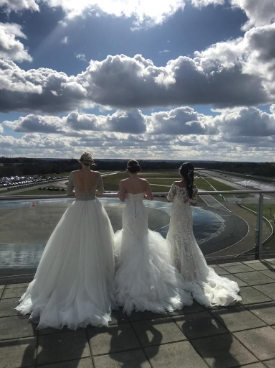 Don't miss the Signature Wedding Show at Mercedes-Benz World