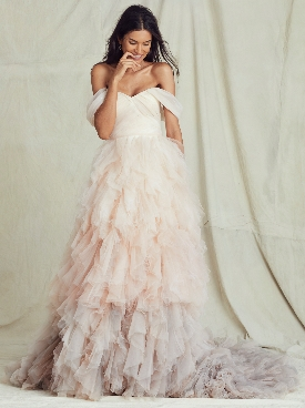Luxury bridal boutique Ellie Sanderson signs exclusive UK deal with American dress designer Kelly Faetanini