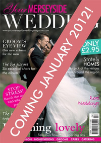 New Merseyside title from County Wedding Magazines