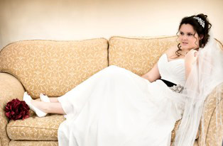 Curvaceous Brides Designer Weekend at Banbury boutique