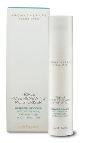 Aromatherapy Associates launches Triple Rose Moisturiser