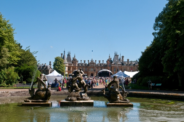 Waddesdon Manor is looking for enthusiastic volunteers