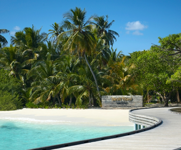 New spa launches in the Maldives