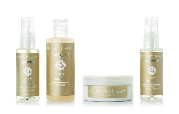 Protect your holiday hair with Richard Ward