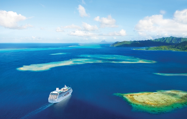 Discover the delights of cruising