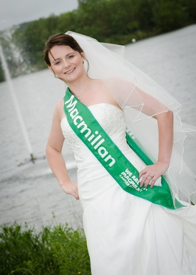 Macmillan Cancer Support needs wedding dress donations