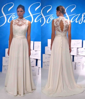 Bridal Fashion News Renowned Bridalwear Designer Sassi Holfords 12
