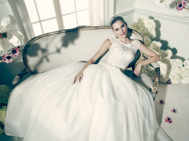 3e4578643e8 Truly Zac Posen bridal and occasion line launches at David s Bridal
