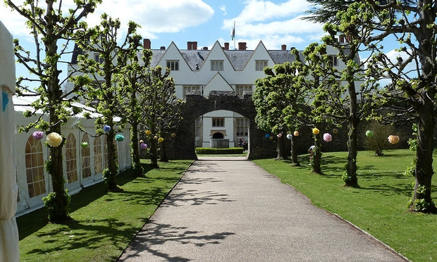 Historic Welsh Venue Launches Winter Wedding Packages