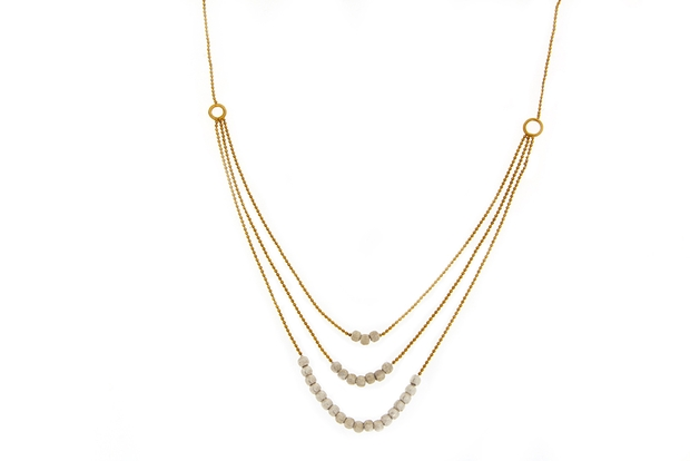 Celebrate Valentine's Day with a personalised necklace from GfG Jewellery