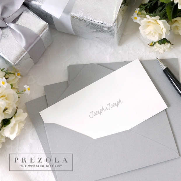 Wedding Gift List Companies : ... Prezola, the UK s leading independent wedding gift list company