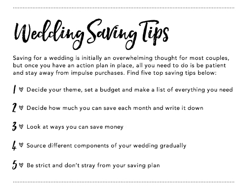 How Much Money Do You Need To Plan A Wedding Ideas 2018