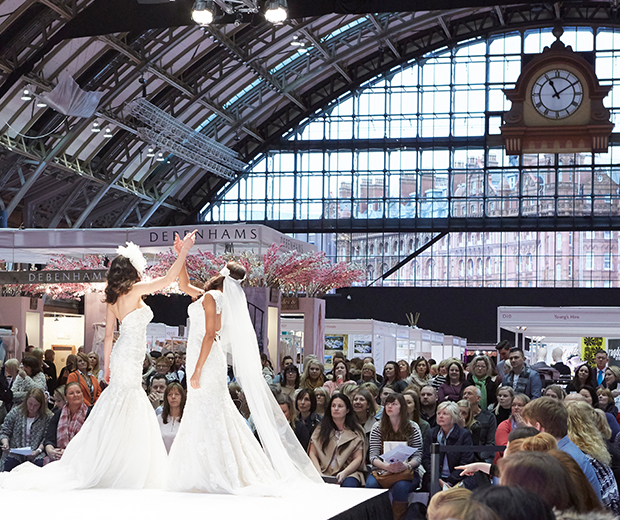 National Wedding Show And The Fairs Tie Knot