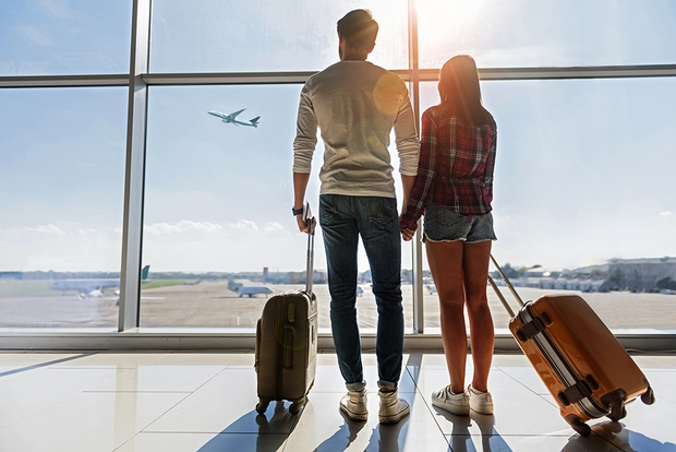 Money-saving advice for jet-setting honeymooners