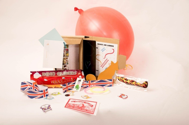 It's child's play with brand new Cicciona's Bella Bello Party Boxes