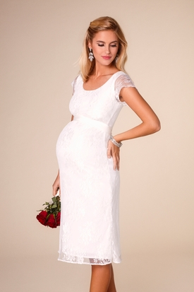 Tiffany Rose launches nursing wedding dress