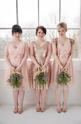 Joanie launches bridal party collection