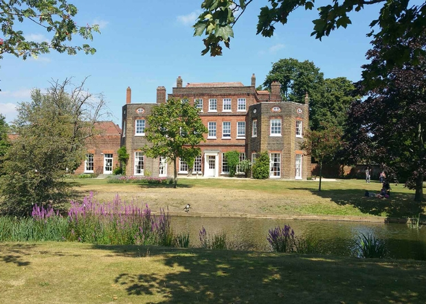 Striking Hornchurch-based venue boasts new Orangery for weddings