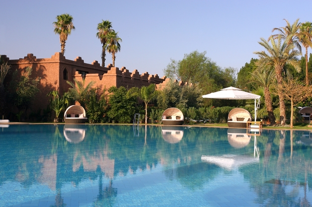 Honeymoon in Marrakech