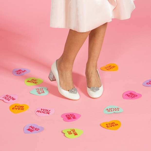 Charlotte Mills launches new bridal footwear styles and options for 2018