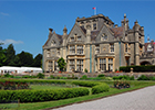 De Vere Tortworth Court in Gloucestershire celebrated £5 million renovation with glamorous launch party