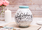 Saving for that special day?