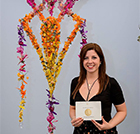 Hilary's Floral Design celebrates two wins at the RHS Chelsea Flower Show