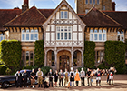 Recent developments at Cowdray House, West Sussex