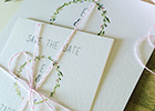 Somerset wedding stationery company, Daisy Foster Wedding Stationery, launches beautiful new range