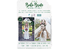 The Boho Bride Wedding Festival takes place on Sat 21st and Sun 22nd October, 2017 at Exeter Castle