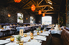 The award-winning Sosban Restaurant is now licensed to hold wedding ceremonies