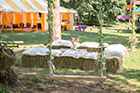 Norfolk woodland wedding venue hosting September wedfest