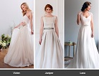 Bridal designer Naomi Neoh donates wedding dresses to Mary's Living and Giving pop-up in Liberty London
