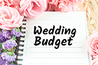 More than a quarter of couples don't set a budget for their wedding