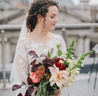 Style it out: flowers for a city wedding