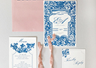 Putting your stamp on your wedding stationery