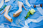 Say no to killer heels on your big day